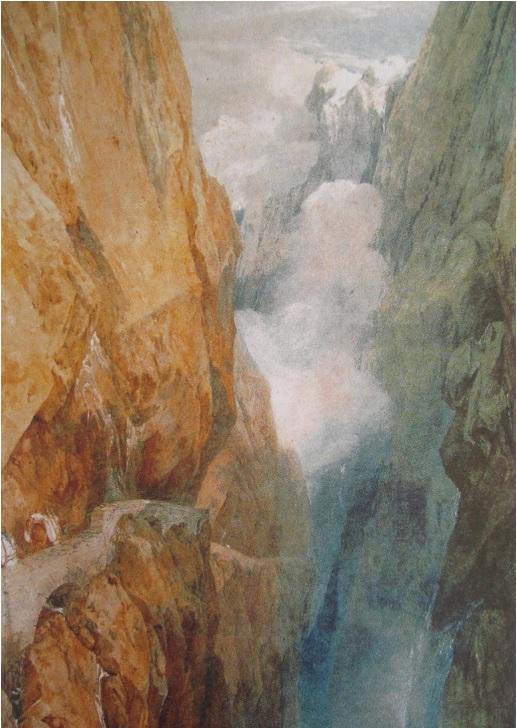Saint Gotthard's Pass